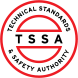 Technical Standards & Safety Authority Badge